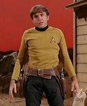 Chekov in gold
