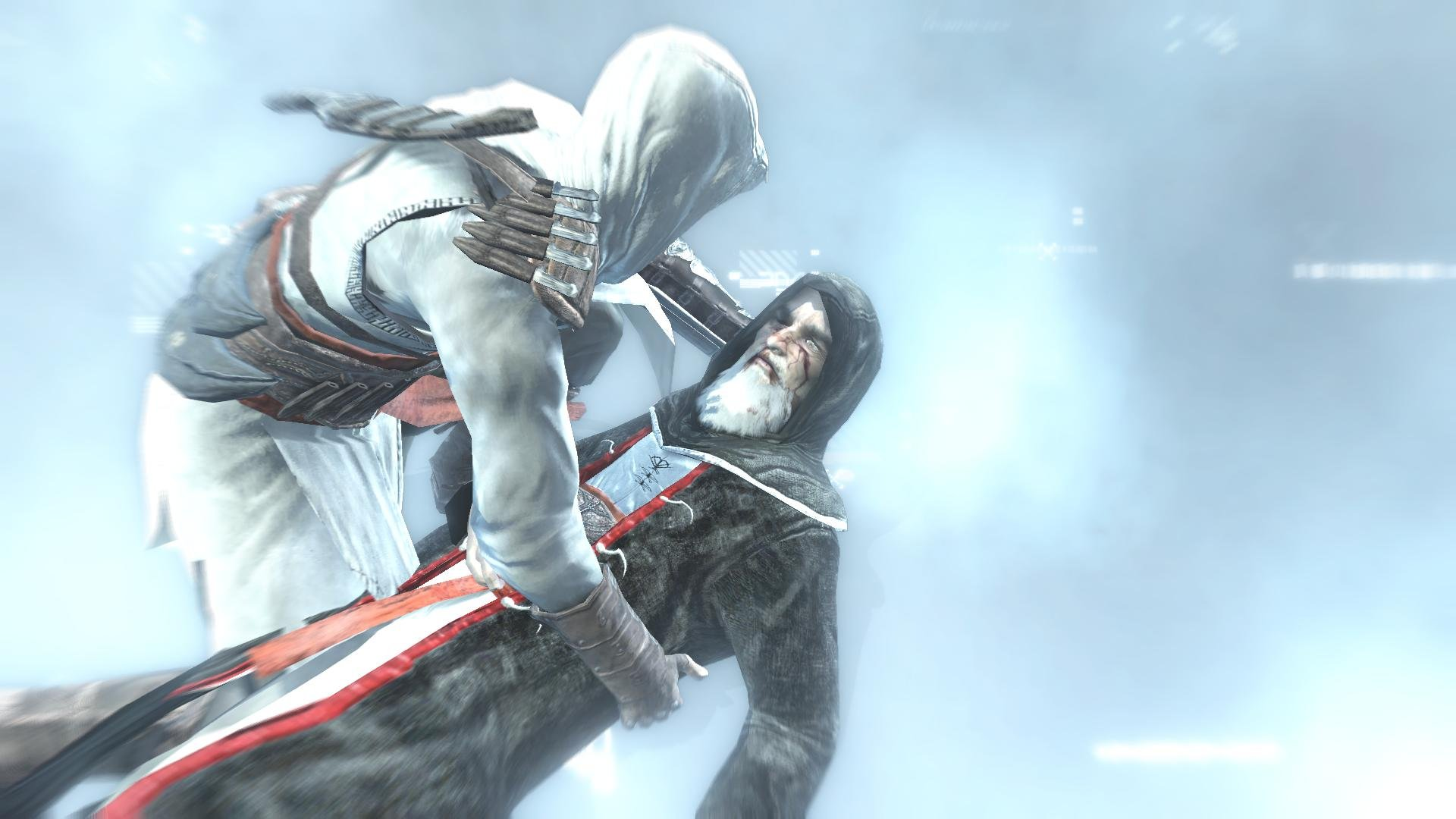 You're Blade is Truly Strong, but your erection is Stronger yet, Altair.