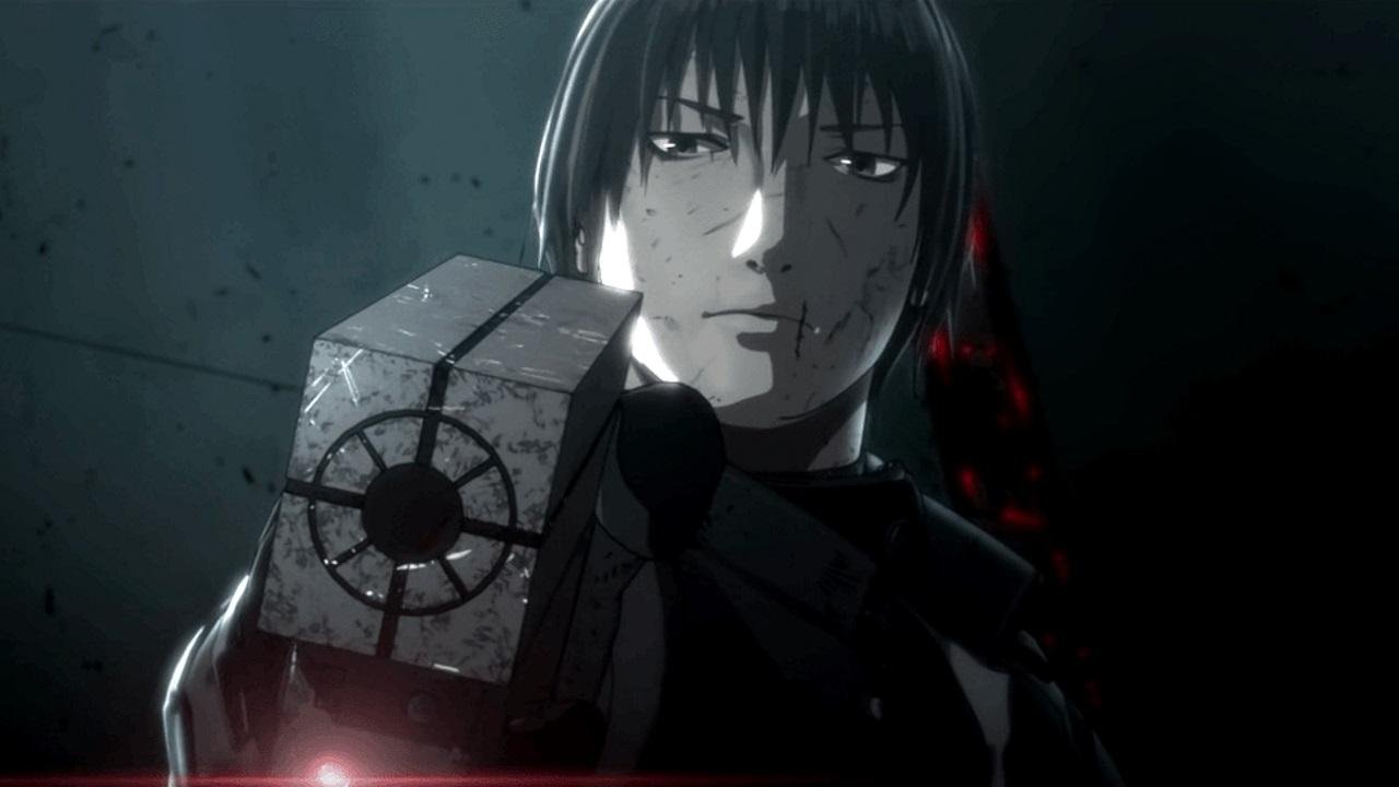 Killy from BLAME!