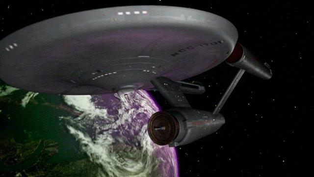 ISS Enterprise - Mirror, Mirror