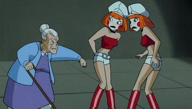 De-De & Nana Harley