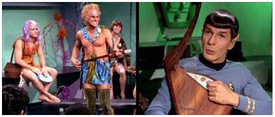 Star Trek Hippies (from a recent facebook post)