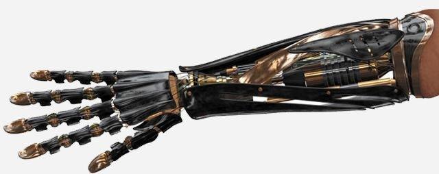 Image of mechanical arm